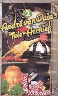 Cover André van Duin - André van Duin's Tele-Archief 2 [DVD]